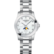 *Basel 2017* Longines Conquest Moonphase Lady