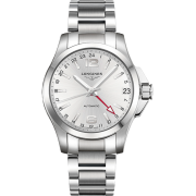 Longines Conquest Automatic GMT